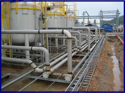 Piping Contractor Malaysia Industrial Water Piping System